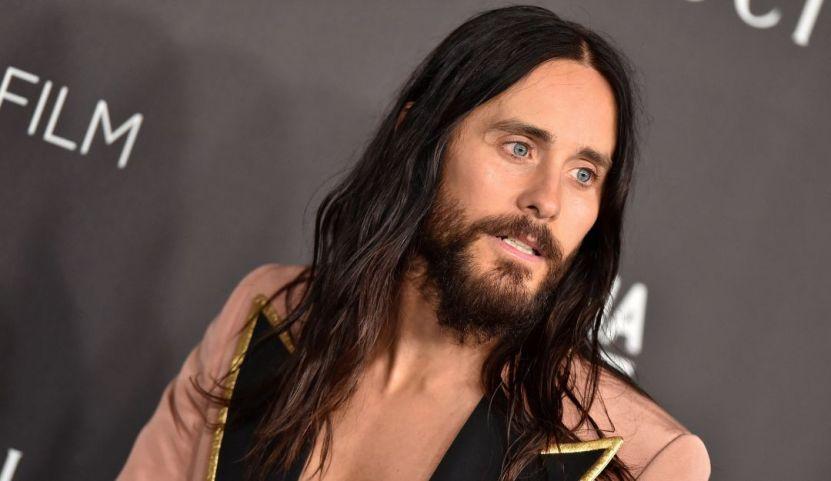 jared - ¡No puede ser! Jared Leto extravió su premio Oscar