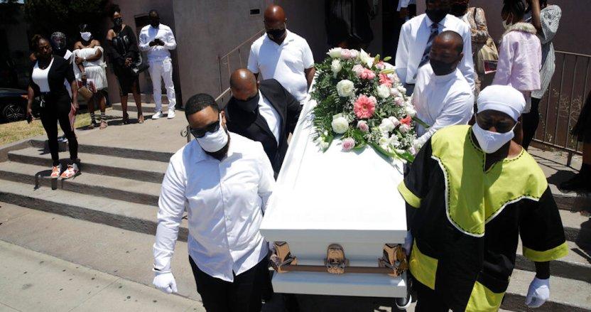 los angeles - Los Ángeles pide no trasladar a hospitales a pacientes COVID con pocas posibilidades de sobrevivir