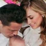 luismi y aracely primogxnito instagram crop1611245089880.jpg 242310155 - ¿Podrán hijos de Luis Miguel y Aracely aparecer en serie?