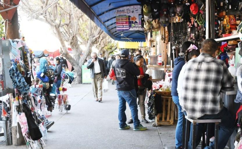 mercado 030 los mochis.jpg 242310155 - En el Mercado 030 de Los Mochis resienten la cuesta de enero