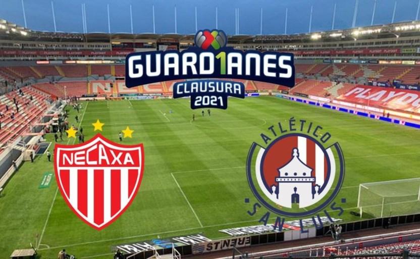 necaxa vs atletico san luis 2 crop1610761964565.jpg 242310155 - Sigue EN VIVO el partido Necaxa vs Atlético San Luis