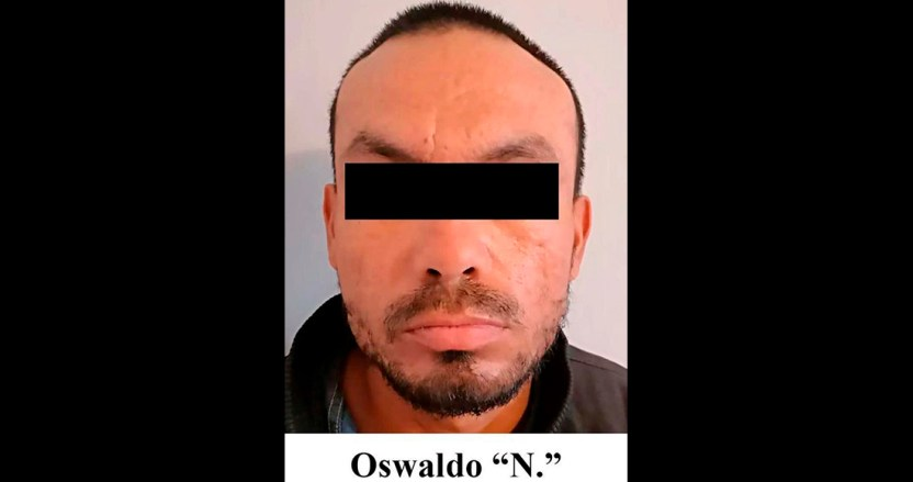 oswaldo asesino - Oswaldo, de 27 años, mató a golpes a su propia madre para robarle 150 pesos. Ocurrió en Sonora