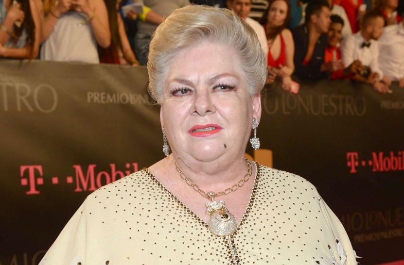 paquitaladelbarrio acososexual - Paquita la del Barrio se suma a las celebridades que buscan un lugar en la política