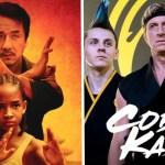 """portada cobra kai karate kid - Jackie Chan no será considerado para actuar en """"Cobra Kai"""". Su Karate Kid no es parte del universo"""