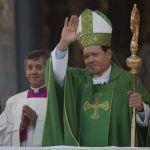 rivera - Norberto Rivera está intubado por COVID: exvocero; Arquidiócesis no asumió gastos de hospital, acusa