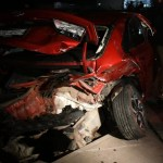 tres lesionados en choque y canalazo en los mochis 5 crop1610948890242.jpg 242310155 - Tres lesionados en choque y canalazo en Los Mochis, Sinaloa