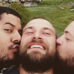 """triada 2 - """"I'm in love with both of them"""": Man joined gay marriage, and now the three of them live together"""
