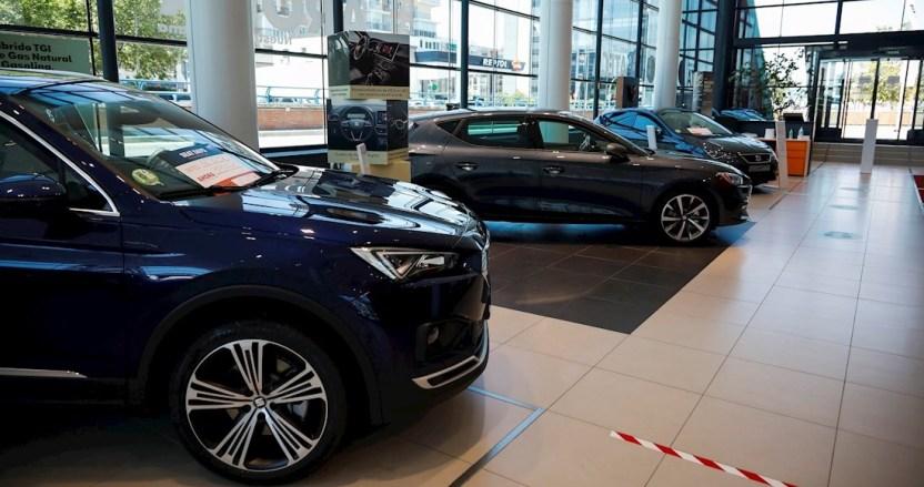 venta autos concesionaria - La venta de automóviles cae 28% en 2020. La COVID-19 deja al sector con la cifra más baja desde 2012