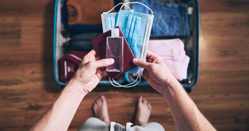viajarpandemia - Pruebas COVID, cubrebocas y gel antibacterial... ¿Cómo han cambiado los viajes por la pandemia?