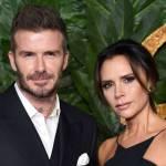 victoria david - David y Victoria Beckham son criticados por haber celebrado el Año Nuevo con un fiestón