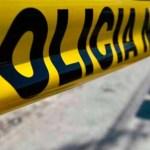 violencia cinta policiaca crop1611801533069.jpg 242310155 - Hallan bolsas con restos humanos en Lomas de la Primavera