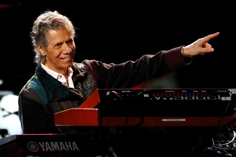 8 4 - La leyenda del jazz Chick Corea ha muerto de cáncer