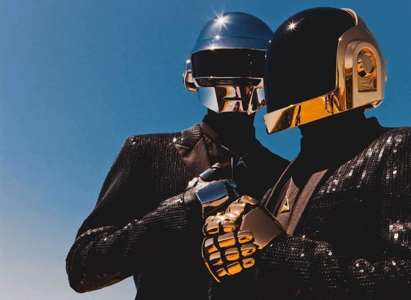 Daft Punk Cortesia - Tras 28 años, Daft Punk anunció su separación