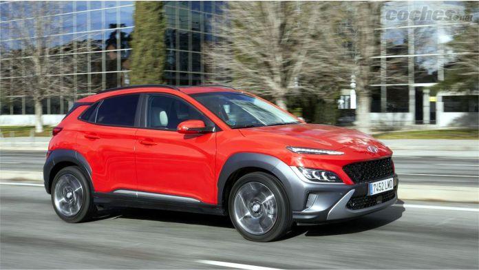 Hyundai KONA 2021 - Hyundai KONA 2021: Rediseño y etiqueta ECO