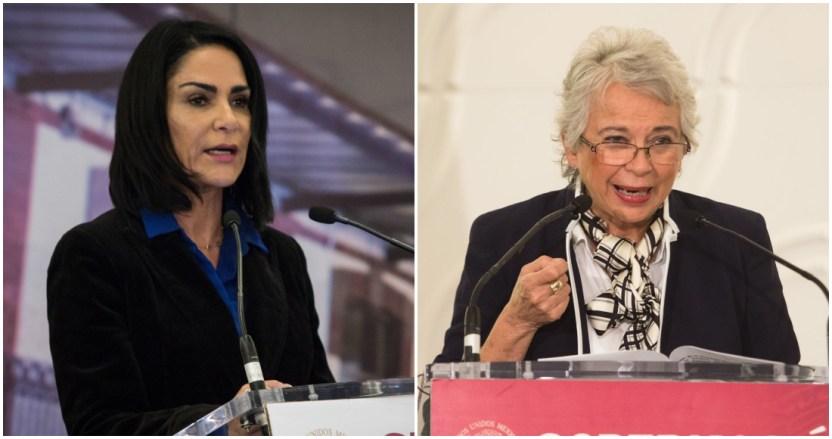 cacho cordero - El voto de Sánchez Cordero evitó que Mario Marín se escapara del juicio político, dice Lydia Cacho