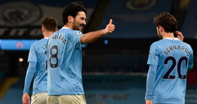 manchester city 1 - Con anotaciones de Rodrigo Hernández e Ilkay Gündogan, el Manchester City derrota 3-0 al Tottenham