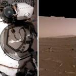 perseverance rover nasa  - Sonidos guturales del viento y paisajes desérticos son registrados en Marte. La NASA hace historia