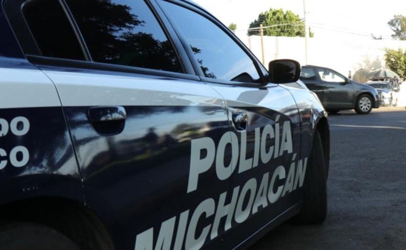 policia michoacan 1 crop1612927937548.jpg 242310155 - Matan a balazos director del Registro Público Michoacán