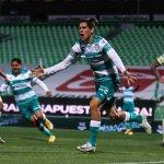 santos america - Santos Laguna empata 1-1 contra el América y se convierte en líder del torneo Guard1anes 2021