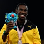 yohan blake - El jamaiquino Yohan Blake dice que prefiere perderse los Juegos Olímpicos a vacunarse contra la COVID