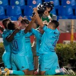 1e0099cec0b55bb2d684eaedbe5ea1e81aed37cf - Mazatlán vence 2-1 a Tigres con goles de Michael Rangel y Giovanni Augusto en el Clausura 2021