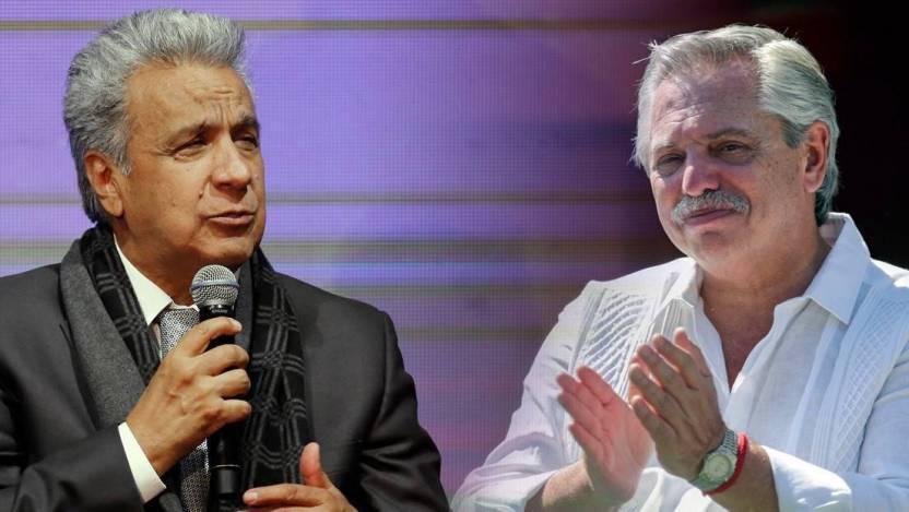 6048f981e9ff7106844ca763 - Ecuador analiza las relaciones con Argentina por declaraciones de Fernández