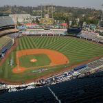 Dodger Stadium - Es oficial: California permitirá aficionados en estadios para el Opening Day de la MLB
