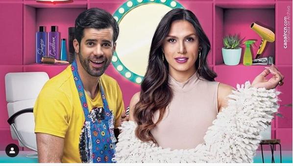 IsabellaSantiago - Colombia hace historia con su primera telenovela protagonizada por una mujer trans que además es venezolana