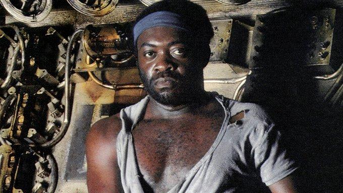 Yaphet Kotto - Fallece Yaphet Kotto, el primer villano de James Bond y actor de 'Alien'