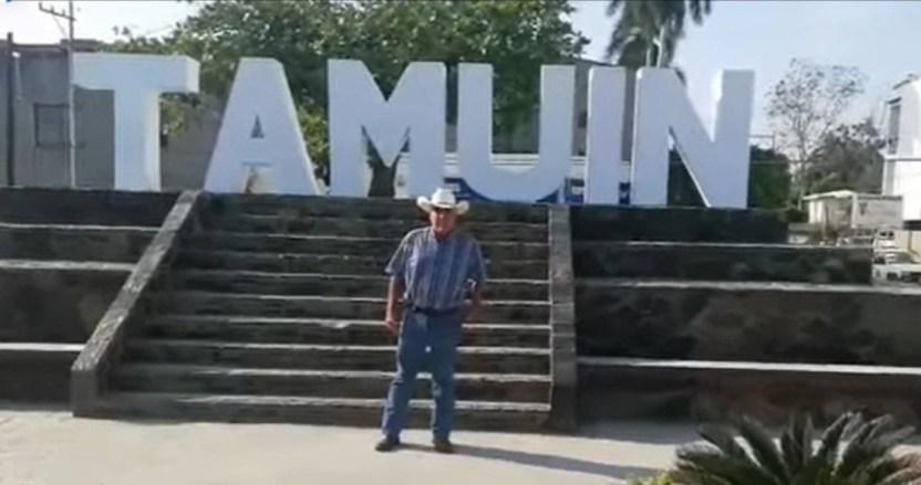 candidato balacera - VIDEO: Un candidato a Diputado en SLP graba un spot de campaña y lo interrumpe al oír varios disparos