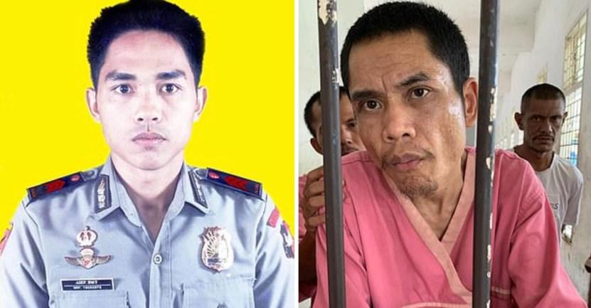 policia indonesia psiquiatrico - Policía declarado muerto en tsunami del 2004 es hallado vivo en un psiquiátrico. No supera su trauma