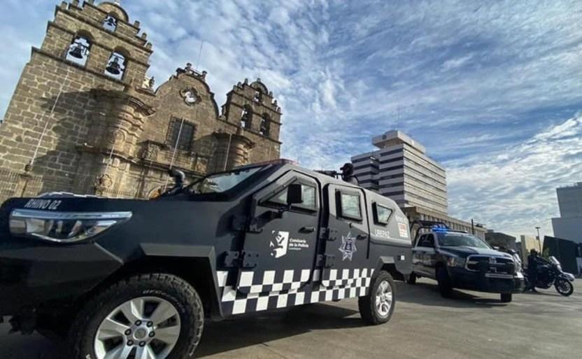 """policxa de guadalajara crop1616186431103.jpg 699669412 - Destituyen a comisarios de Guadalajara vinculados con """"El Cholo"""""""
