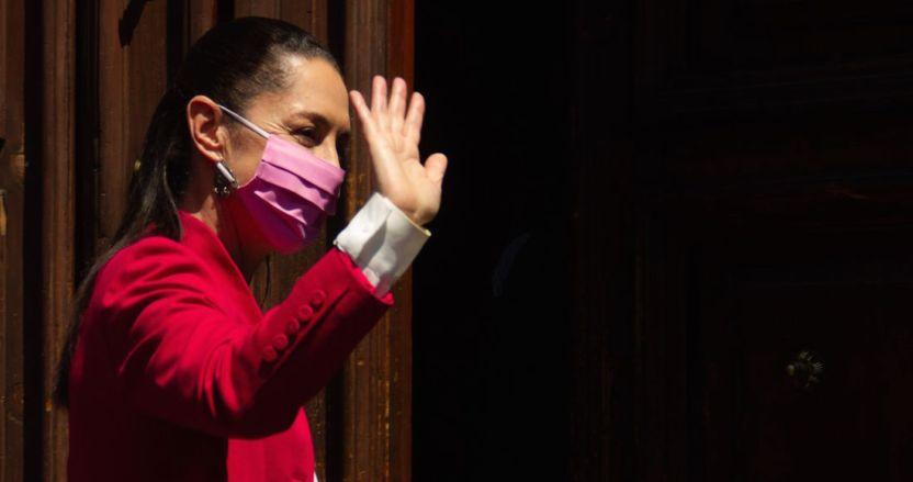 sheinbaum 1 - Sheinbaum es nominada al Premio de la Alcaldesa Mundial 2021 por su liderazgo en el manejo de la pandemia