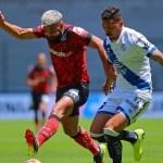 toluca vs puebla partizado crop1616360357553.jpg 242310155 - Toluca y Puebla regalan un partidazo con un empate a 4 goles