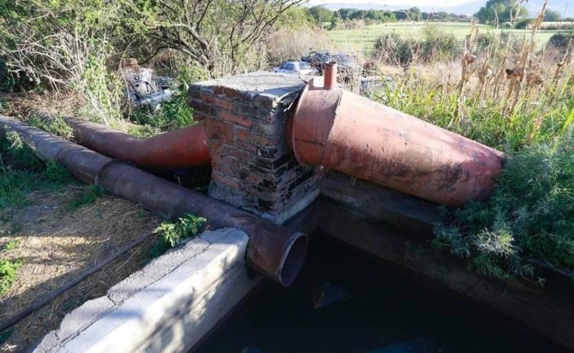 toma clandestina guadalajara crop1616473155921.jpg 242310155 - Jalisco y Federación realiza operativo por tomas clandestina de agua