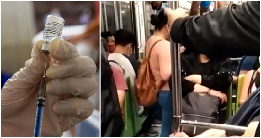 """vacuna metro - La """"vacuna rusa"""" a 10 pesos en el Metro de la CdMx: """"va calada, va garantizada"""", dicen en VIDEO de TikTok"""