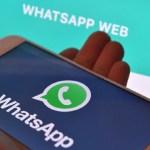 whatsapp web afp.jpg 242310155 - Podrían por WhatsApp ¡Involucrar a Amazon con mensaje falso!