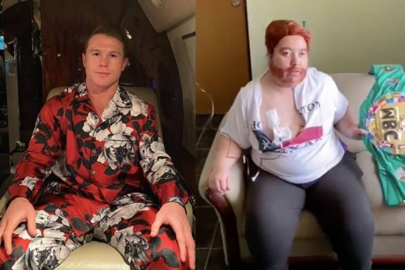 Diseno sin titulo 3 2 - Canelo sale al rescate de mujer que necesita un transplante