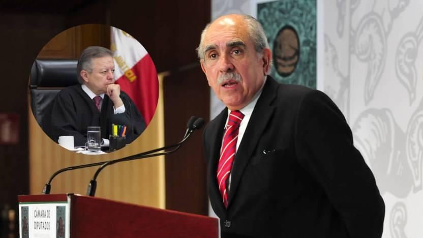 Diseno sin titulo 38 - Improcedente, ampliación de la presidencia de la SCJN: Pablo Gómez