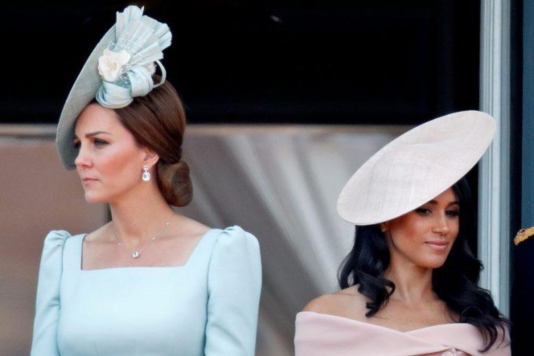 Meghan Markle y Kate Middleton - Revelaron la verdadera razón de la pelea entre Meghan Markle y Kate Middleton
