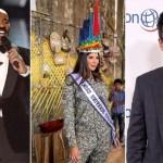 Steve Harvey Laura Olascuaga Mario Lopez - ¡Adiós a Steve Harvey! Mario López y Olivia Culpo serán los animadores del Miss Universo