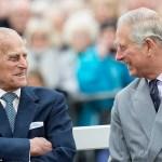 felipe carlos principes - El último mensaje del príncipe Felipe a su hijo Carlos, heredero al trono británico
