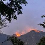 incendio 3 - Incendio forestal en Tepoztlán, Morelos, consume 50 hectáreas de bosque; han controlado el 20%