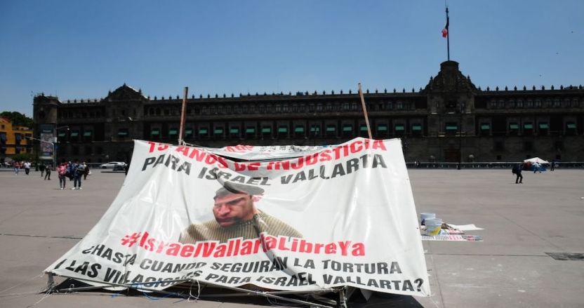isarael vallarta montaje - Azucena Pimentel, exproductora de Televisa, niega que haya organizado el montaje contra Cassez