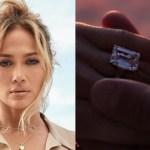 jennifer lopez anillo crop1618710240704.jpg 242310155 - Cuánto cuesta el anillo de compromiso de Jennifer Lopez