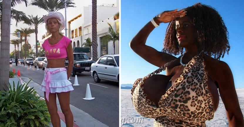 martina big cambios vida 2 - Elle a changé d'ethnie: 12 photos d'une Allemande timide qui a abandonné son teint pâle pour devenir une barbie exotique à la peau noire