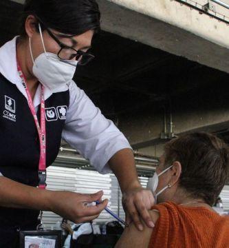 """vacunacion 2 - Conacyt asegura que la vacuna mexicana """"Patria"""" avanza; está por iniciar Fase I, prueba en humanos"""