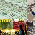 B PIB - AMLO presume que mejoran comercio, empleo y PIB