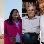 candidatos punteros sinaloa.png 242310155 - Conversatorios de El Debate con cuatro candidatos en Sinaloa