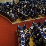 el salvador asamblea 118294743 gettyimages 1232632597 - La nueva Asamblea Legislativa de El Salvador destituye a todos los jueces de la Corte Suprema